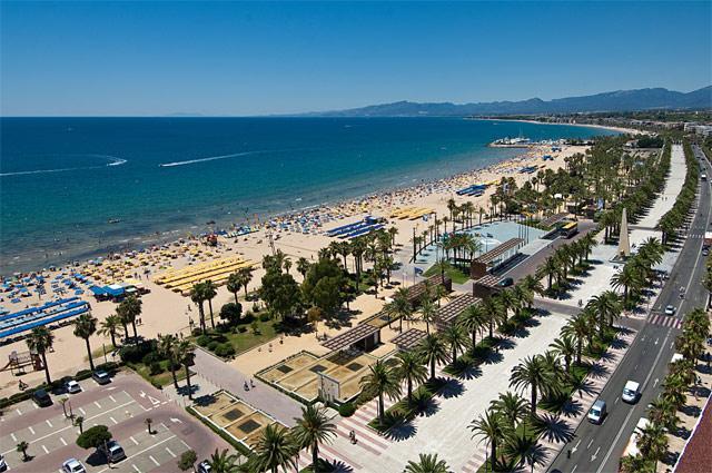 playa levante salou apartamentos turisticos